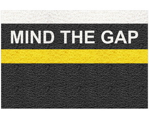 Capacho Mind The Gap