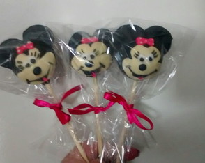 Popcake Minnie (Face)