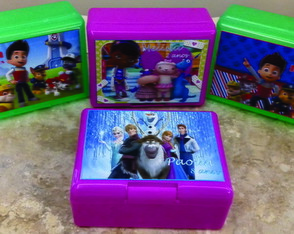 Mini Caixa Box Personalizada