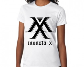 Camisa Monsta X - Babylong