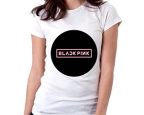 Camisa Black Pink - Babylong