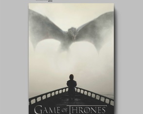 Poster série - GAME OF THRONES