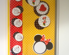 Caderno Love Minnie