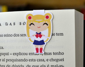 Marcador Sailor Moon Pequeno