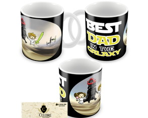 Caneca Best Dad in the Galaxy