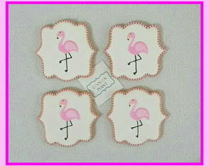 Cookies Flamingo