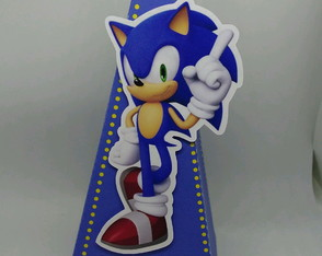 Cone Doces Sonic - AAJ