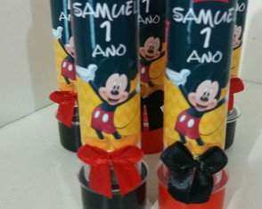 Tubetes Mickey Mouse