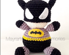 Batman de croche