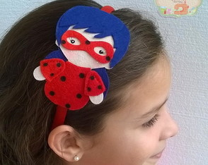 Tiara Lady Bug