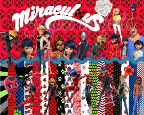 Kit Digital Miraculous