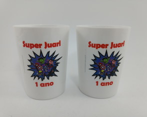 Copo 250 ml Super Herois