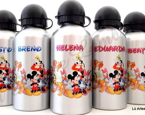 Squeeze Turma do Mickey 500ml