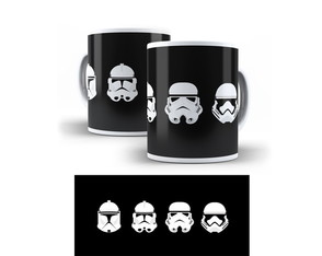 Caneca Star Wars - Strompers