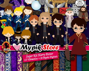 Super Kit Digital Harry Potter - 71