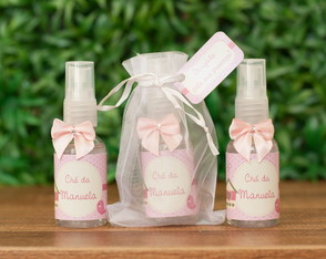 Home Spray /Spray Car Saquinho Organza