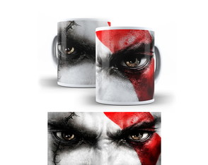 Caneca Personalizada - GOD OF WAR