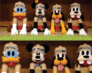 Apostila Digital Turma do Mickey Safari!