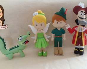 Personagens Peter Pan