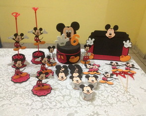 Kit Mickey e Safari