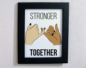 Quadro | Stronger Together