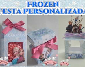 Frozen kit festa