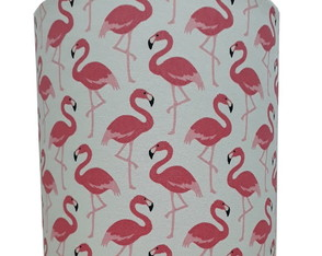 Cúpula Flamingo Off White - PP