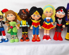 kit super hero girls