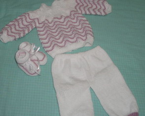 Conjunto Miss Wave Lilly