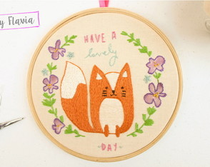 "Quadro ""Have a Lovely Day"" 