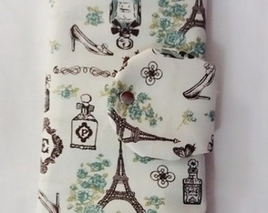 Kit Higiene Bucal - Tema Paris