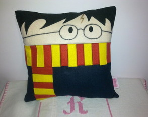 Almofada Decorativa - Harry Potter