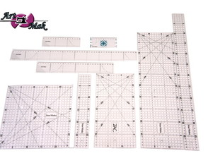 Kit de Reguas Para Patchwork