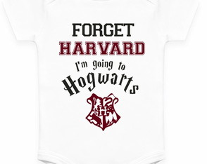 Body Harry Potter Im going to Hogwarts