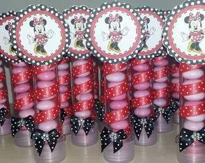 Tubete tema Minnie