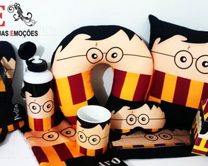 Super Kit Harry Potter Produtos
