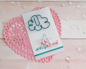 Clips Cloud and Star W&B (TMC046)