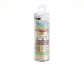 Tubo Medio de Washi Tape - WK0067