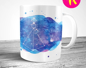 Naza in the stars Caneca