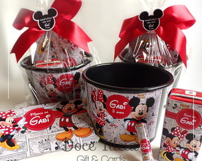 Kit Cinema - Minnie e Mickey
