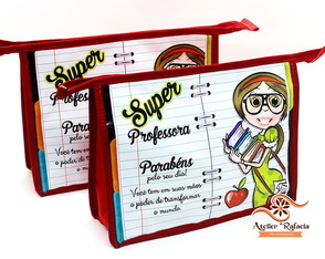 Super Necessaire Super Professora