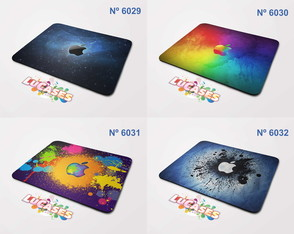 Mouse Pad Apple Logo Iphone MacBook Personalize Mousepad