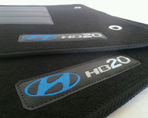 Tapete do Hb20 2011 Carpete Pr9