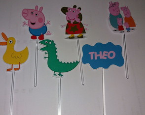 Toppers Peppa