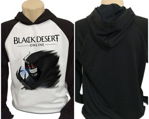 Moletom Black Desert Spirit