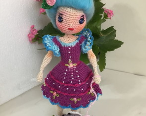 Charmed Doll - Amigurumi