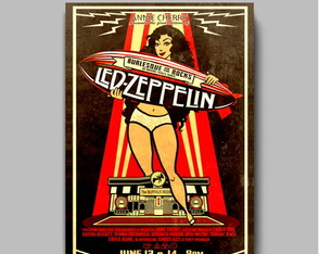Poster - LED-ZEPPELIN
