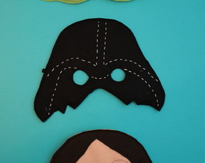 Combo Máscaras Star Wars