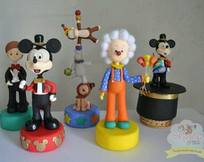 Turma Circo do Mickey