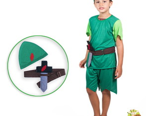 Pijama Fantasia Peter Pan